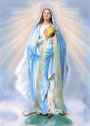 Parroquia Sta María Reina del Mundo