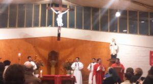Pentecostés en nuestra parroquia