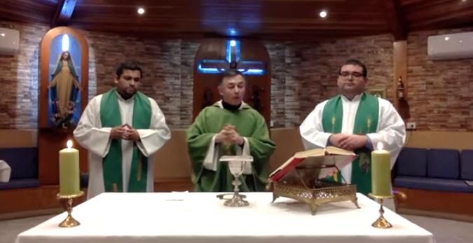 Comunicado del equipo de sacerdotes de la Parroquia