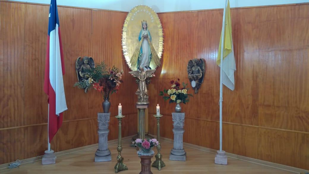 Reabriendo nuestra parroquia